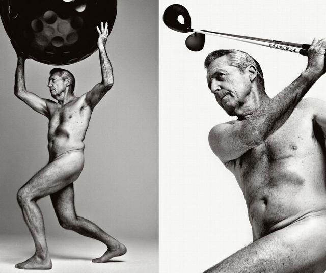 Gary Player body issue