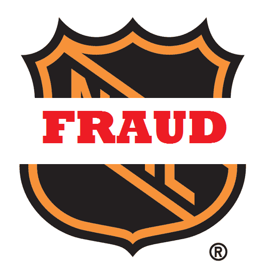 NHL Fraud