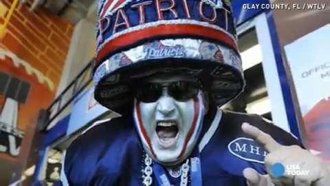 Pats fan