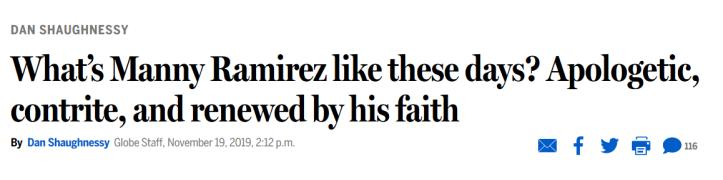 manny headline