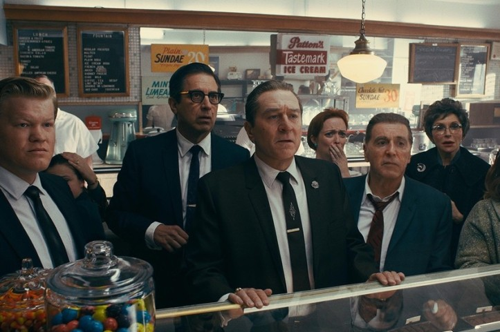 The irishman diner